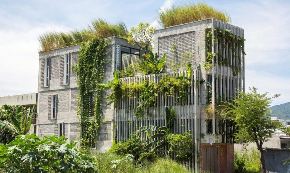 green architecture, architects in Delhi