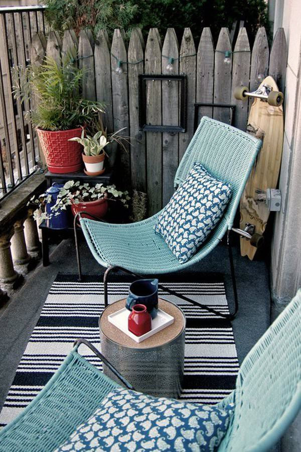 Balcony Garden Decor Ideas & Tips