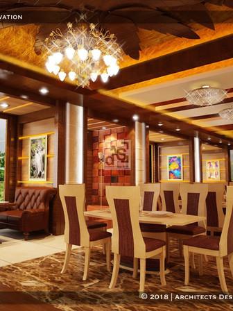 Hotel Interior Designers in Delhi NCR