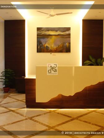 Office Interior Designers in Delhi