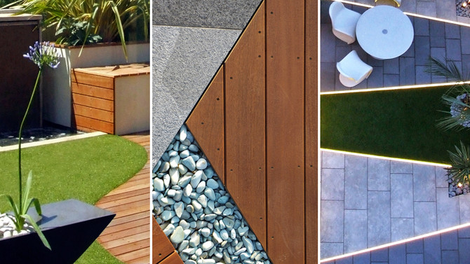Flooring And Cladding Finishes for Outdoors & Terrace Gardens