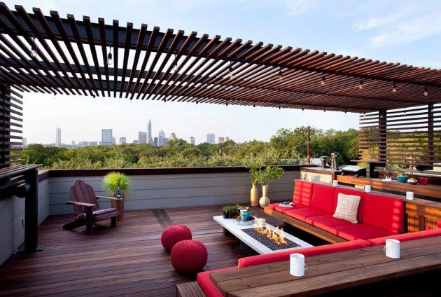 Types Of Outdoor Sitting Structures | Studio Machaan