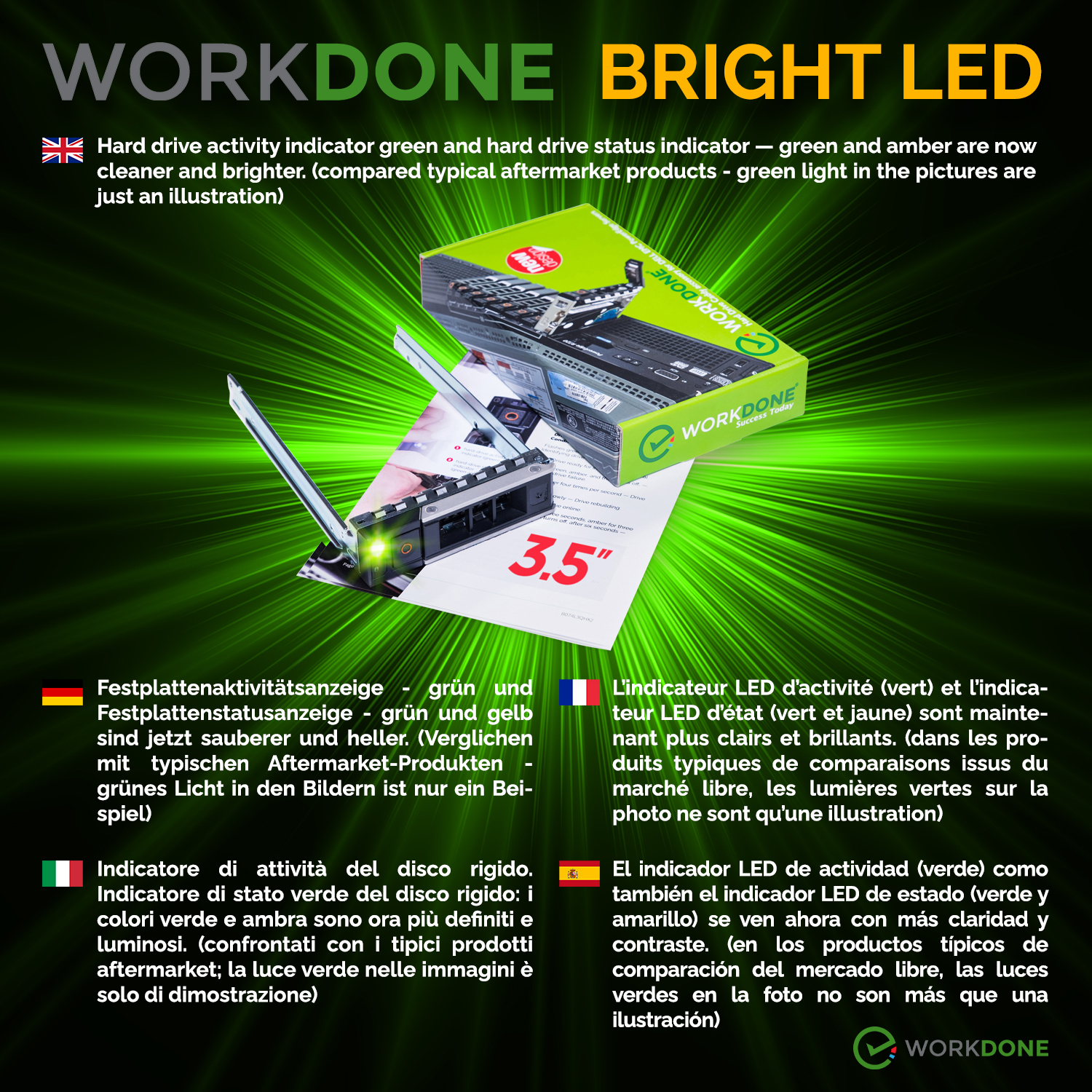 BRIGHT LED 2021 14th 3.5