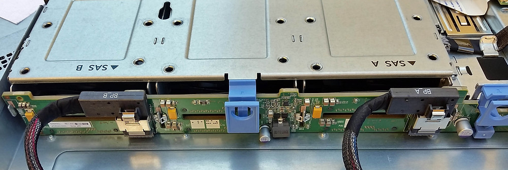 Dell PowerEdge R420 backplane