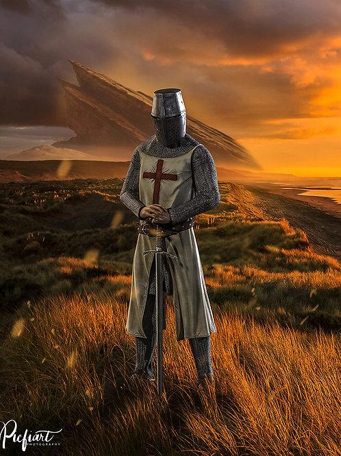 """""""Templar"""" von Picfiart"""