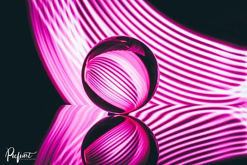 """""""Light Ball """" von Picfiart"""
