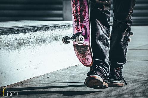 """""""Skater 2"""" von Picfiart"""