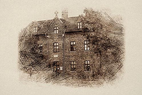 """""""Altes Kloster"""" von Picfiart"""