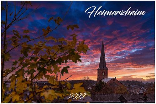 """Kalender """"Heimerzheim 2022"""" Variante 1"""