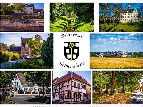 Postkarten Swisttal-Heimerzheim