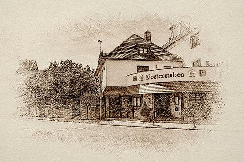 """""""Klosterstube"""" von Picfiart"""