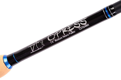 CYPRESS SERIES SPINNING RODS