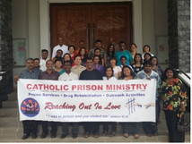 1st formation on 29-06-2014 at Church of Divine Mercy, Penang.