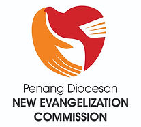 Penang Diocesan New Evangelization Commission Logo
