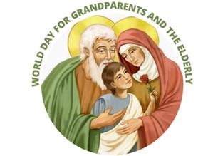 1st World Day for Grandparents & Elderly - 25 July 2021