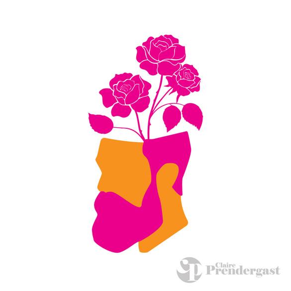 2-Color Textile visual
