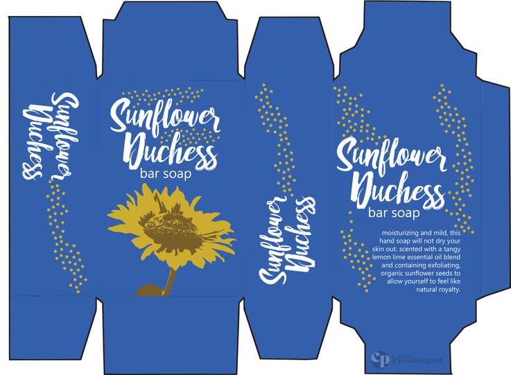 Sunflower Duchess Bar Soap