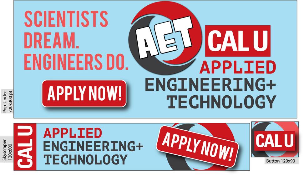 AET Web  Ads