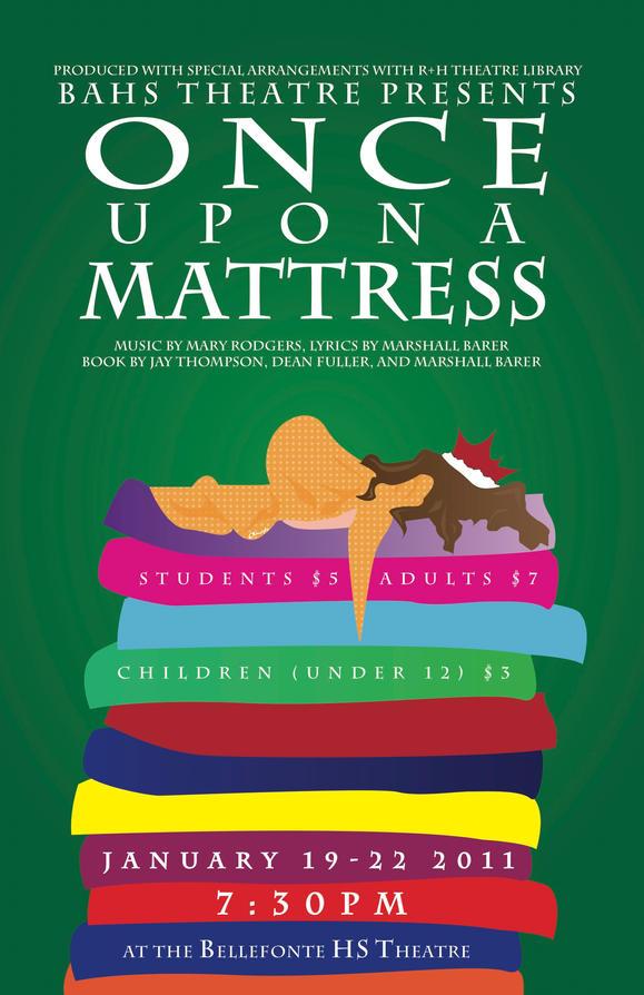 Once Upon a Mattress