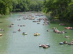 river tubers pic