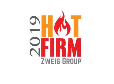 Ardurra ranked #4 on Zweig's 2019 Hot Firms List