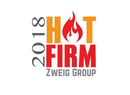 Ardurra Group Named 4th Fastest Growing Firm by Zweig