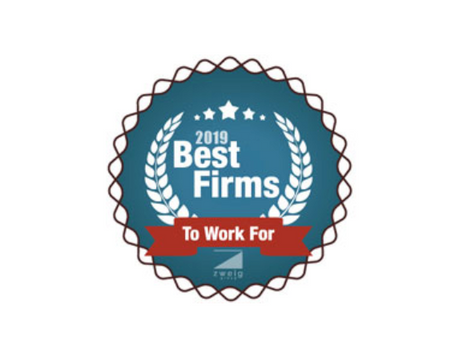 Ardurra named on Zweig's Best Firms to Work For