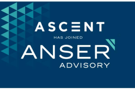 Anser Advisory Announces Ascent Acquisition, Expanding Market Expertise & Geographic Coverage