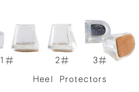 Heel Protectors (2 pairs)
