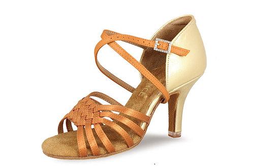 2360 Gold/Silver Heel