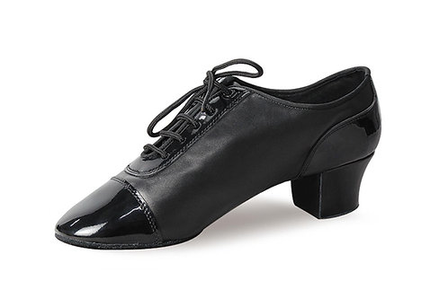 463 Leather with Patent Tip