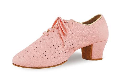 T1-B Ladies - Baby Pink Leather (Split-Sole)