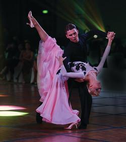 Dmitry Zharkov & Olga Kulikova