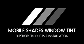 Mobile Shades Windoe Tint