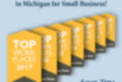 Detroit Free Press Top Workplaces in Michigan