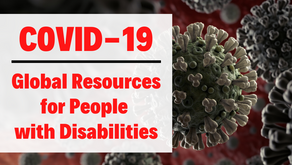 Covid19: Info & Resources to Assist People With Disabilities