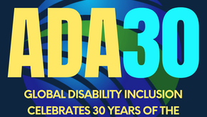 30 Awesome Things to Celebrate the 30th Anniversary of the Americans With Disabilities Act