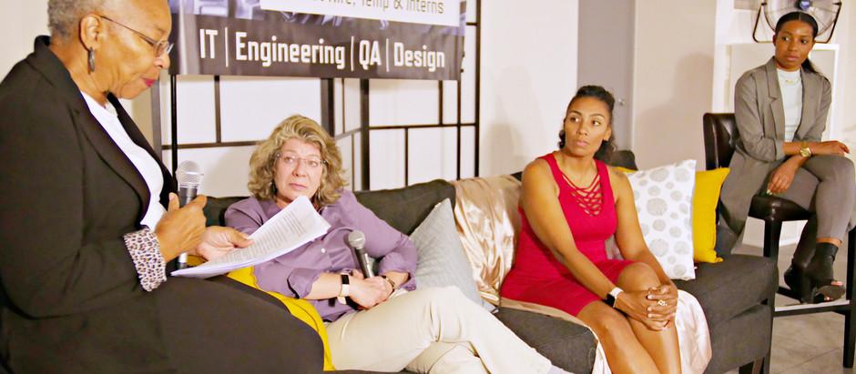 JCW Women & Tech: Diversity Meets Decisions