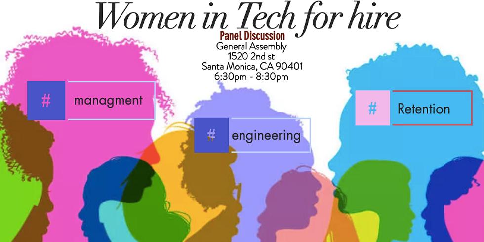 Women in Tech for Hire