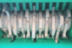 Кулачковая дробилка ковша UEDA
