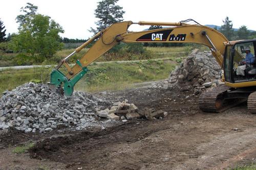 Измельчитель бетона UEDA