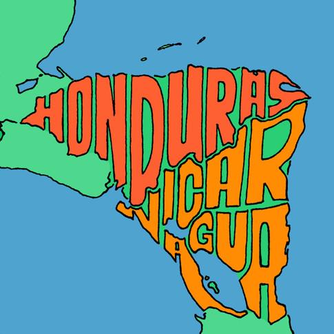 Honduras / Nicaragua June