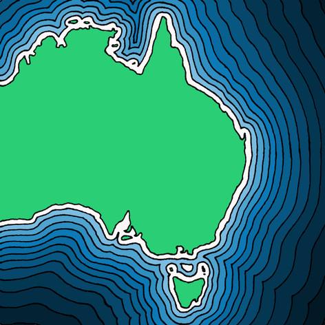 Southeast Australia March
