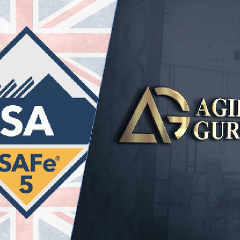 Leading SAFe 5.0 London, UK (confirmed)