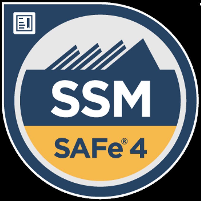 SAFe 4.6 Scrum Master