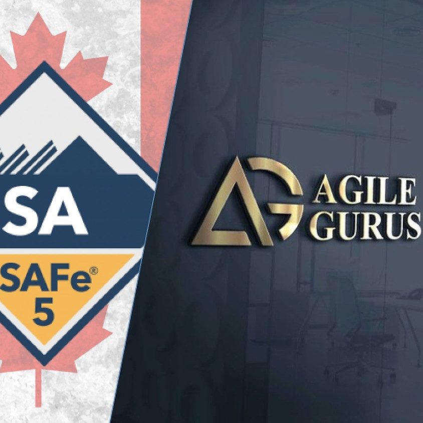 Leading SAFe 5.0 Canada - Eastern Time Zone