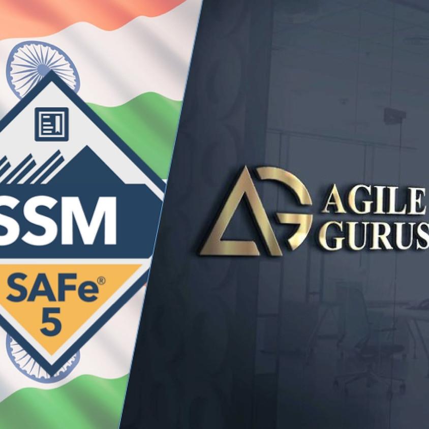 Online SAFe Scrum Master 5.0 India - London UK time zone