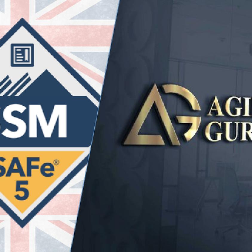 SAFe 5.0 Scrum Master - London UK