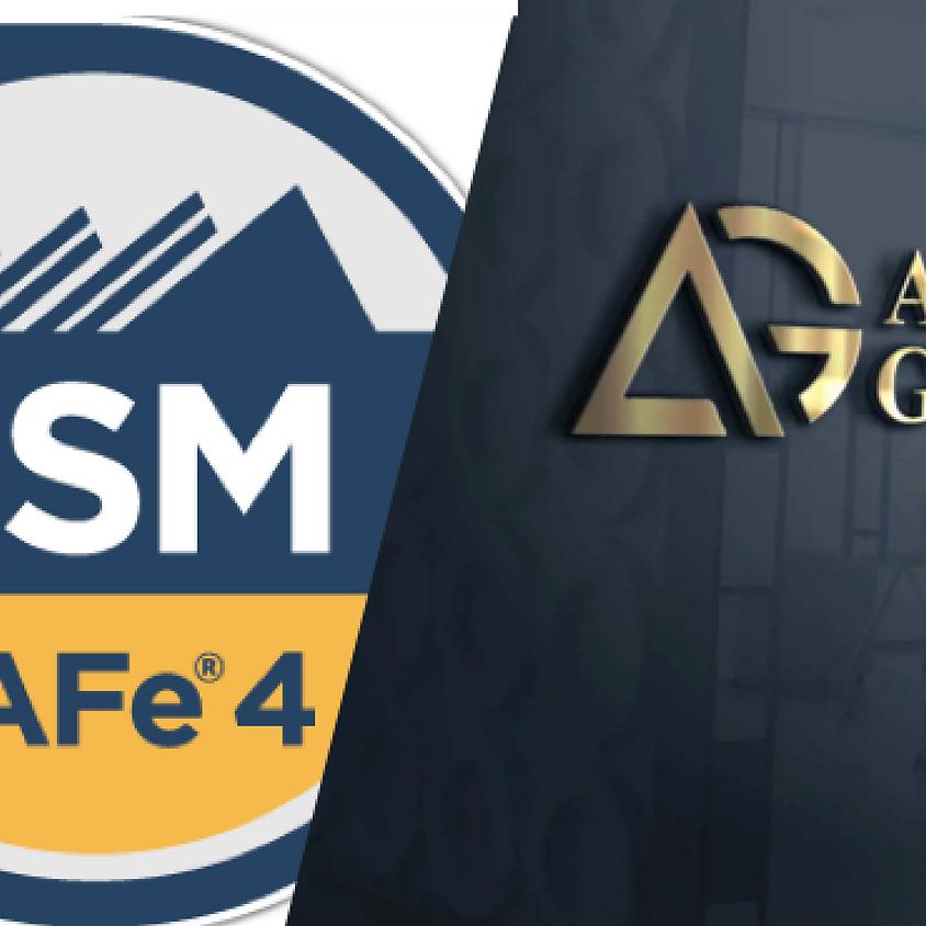 SAFe 4.6 Scrum Master - Falls Church