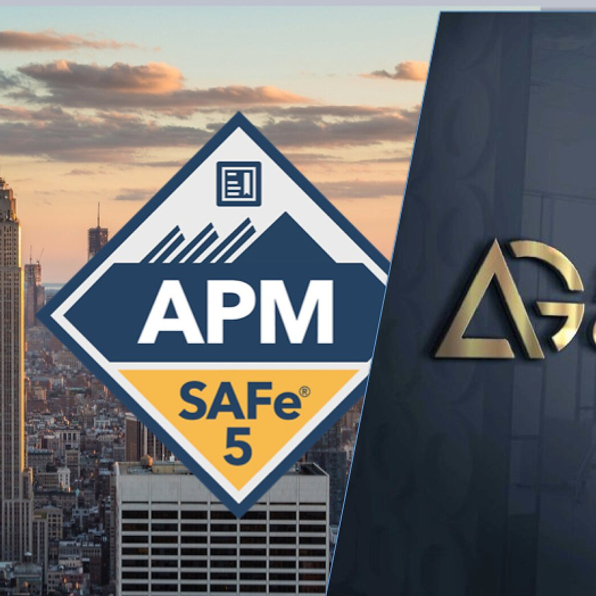 Online: SAFe Agile Product Management 5.0 - New York NY
